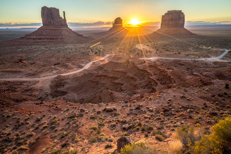 Monument Valley! The Epic Landscapes of the Colorado Plateau! Dr. Elliot McGucken Fine Art Landscape and Nature Photography