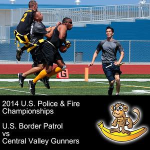 US Border Patrol VS Central Valley Gunners