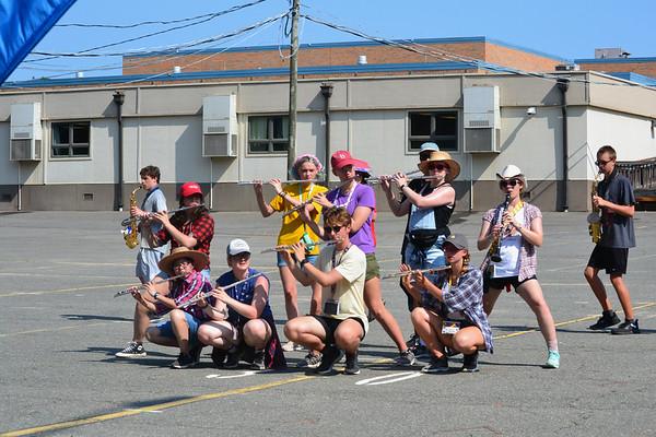 Band Camp - Aug 12 (Barnyard Fun!)