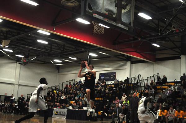Williams College vs MCLA Basket Ball - 120113