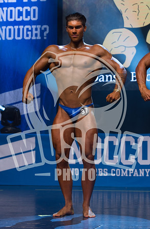 Bodybuilding Junior Open Class