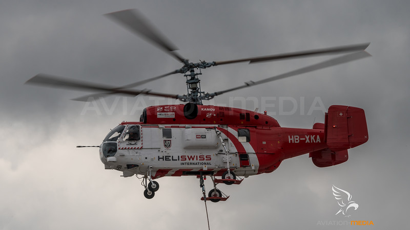 Heli-Swiss / Kamov Ka-32 A11 BC / HB-XKA