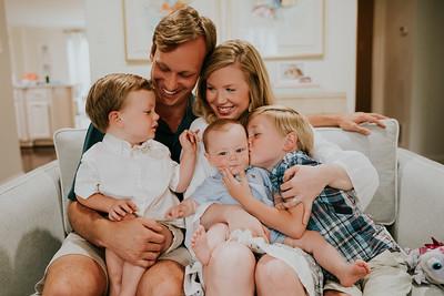 Davis Family 6 months