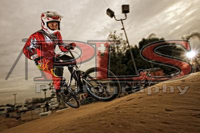 Orange Y BMX Sunday 1-26-14