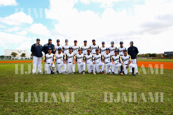 Baseball Varsity 2/28/18