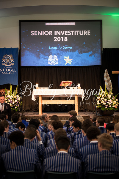 Nudgee College 2018