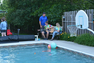 2016-06-10 - SpringHill counselors' pool party