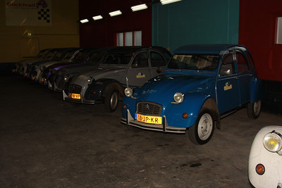 Ducktrail in samenwerking met bedrijfsuitje.nl, 25-10-2008