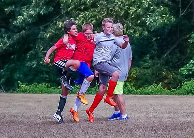2015 ACA Soccer Practice