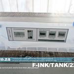 SKU: F-INK/TANK/220B, Bulk Ink Feeding 220ml Capacity Plastic Ink Cartridge for FastCOLOUR Printer