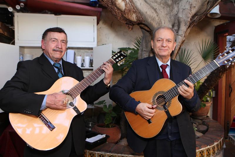 02.12.11 VICKY AND CARLOS' ENGAGEMENT AT LA CABANA