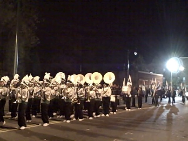 Snowden Middle School Band, Parade.jpg