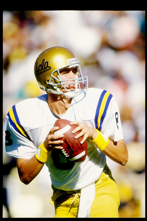 . 3. Tommy Maddox, QB, UCLA, 1992
