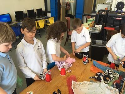 1st Grade Robotics