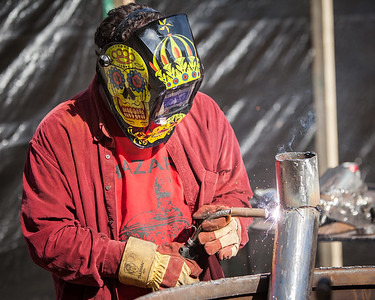 The Welding Rodeo