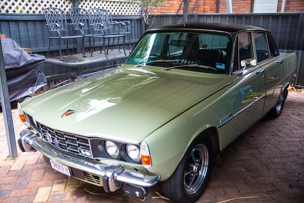 1972 Rover 3500 P6B  Patrick
