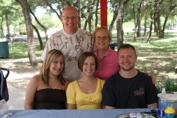 Bekah & Leah's Birthday Picnic - July 13, 2008