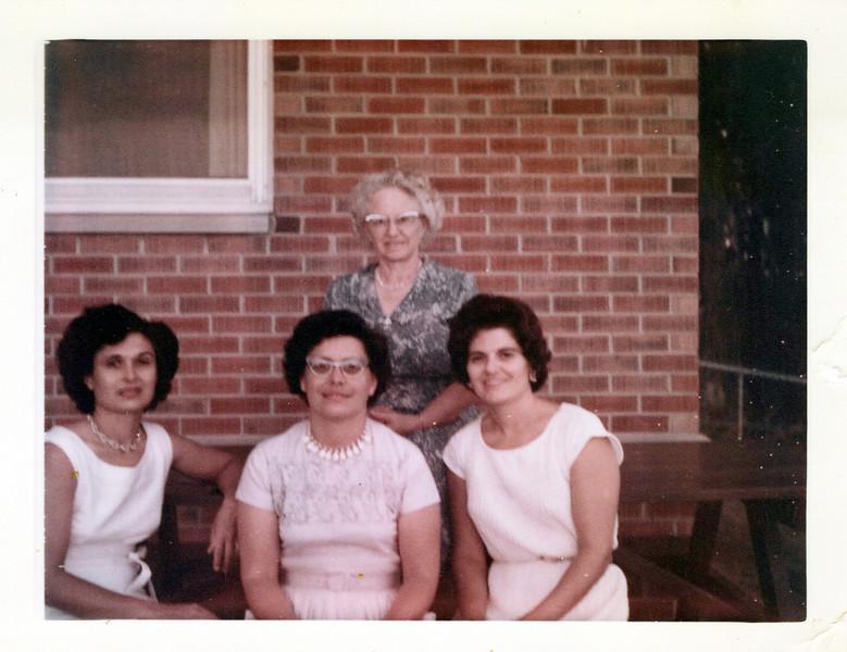 1982 Eileen, Wilma and Lula with Florence Konyha.jpeg