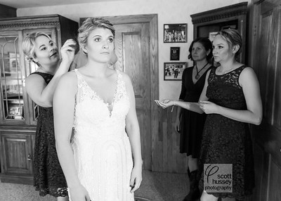 Find the rest of Sable & Tyler's wedding photographs at www.scotthussey.com