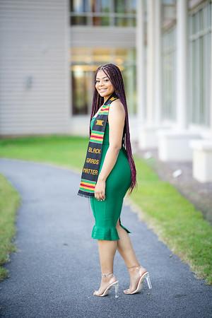 Danielle's College 2020 Grad Session