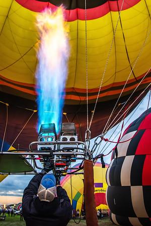 2018 Albuquerque Hot Air Balloon Fiesta