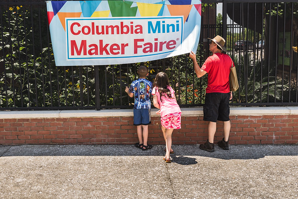 Mini Maker Faire 2015