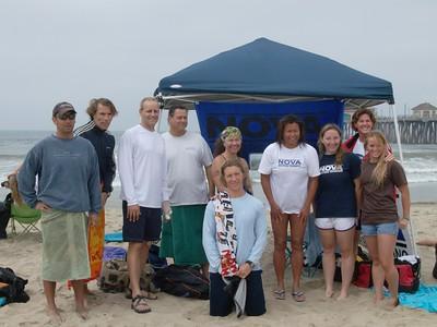 2008 Huntington Beach Pier Swim