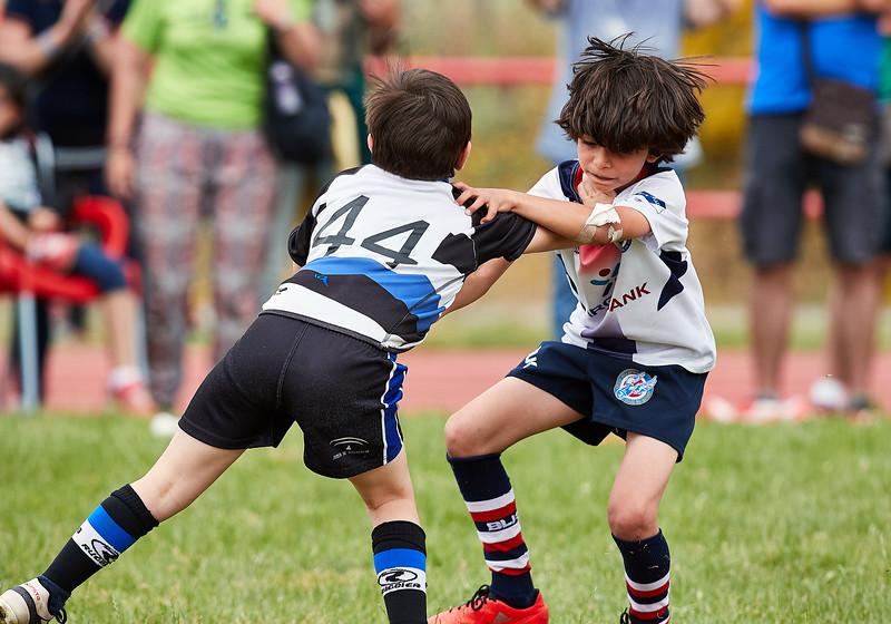 (Sub8 - 5/6 Oro) Cajasol Ciencias A vs CR Liceo Francés A: 0-25