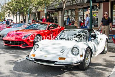 Sarasota Exotic Car Fest  Downtown Concourse - February 20, 2016
