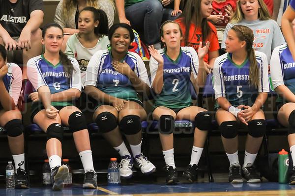 Girls JV Volleyball #2 - 2014