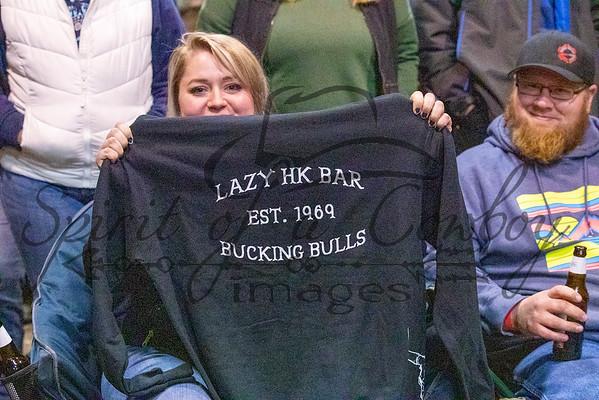 LAZY HK BULL RIDING November 21st