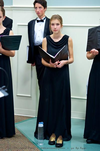 TGS Choir Twelfth Night Concert, January 5, 2015