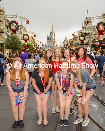 All Americans Visit Walt Disney World!