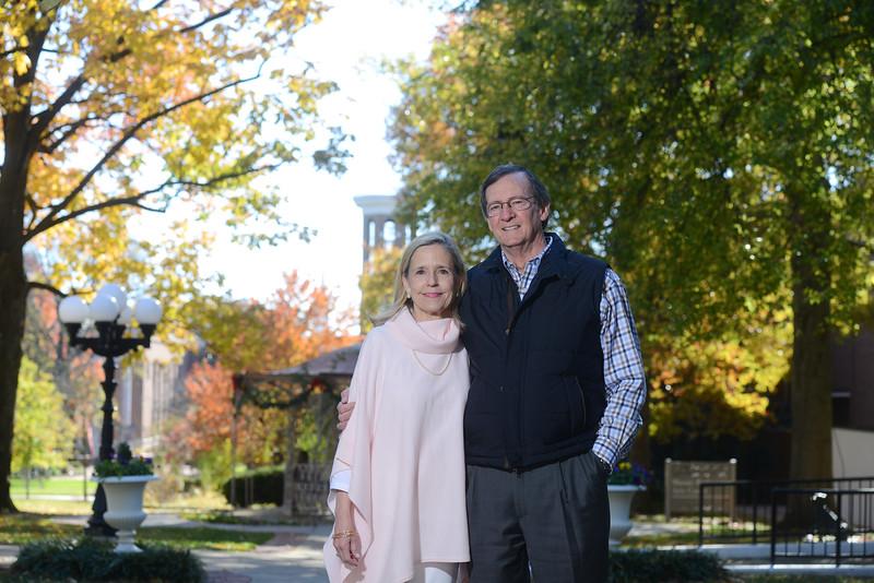 Mary Joy and Richard Hinton