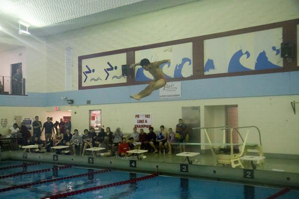 Goshen vs. Wawasee Swimming