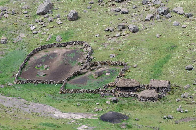 Sheep Corral – Peruvian Andes