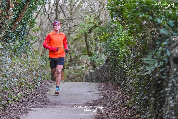 Nant y Pandy Park Run - 1 February 2020