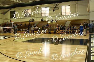 8th Grade Night- Volleyball