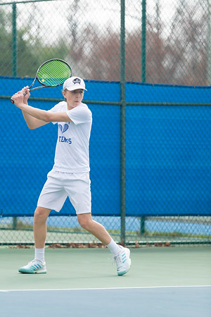 Boys Tennis vs Olentangy