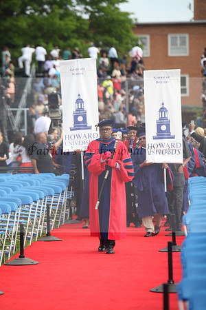 2014 HOWARD UNIVERSITY COMMENCEMENT