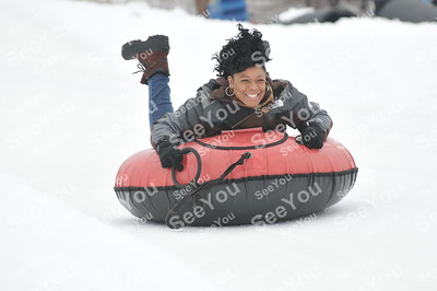 Snow Tubing 2-23-13 11am-1pm session