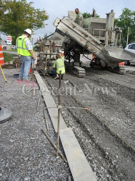 08-31-16 NEWS South Clinton roadwork