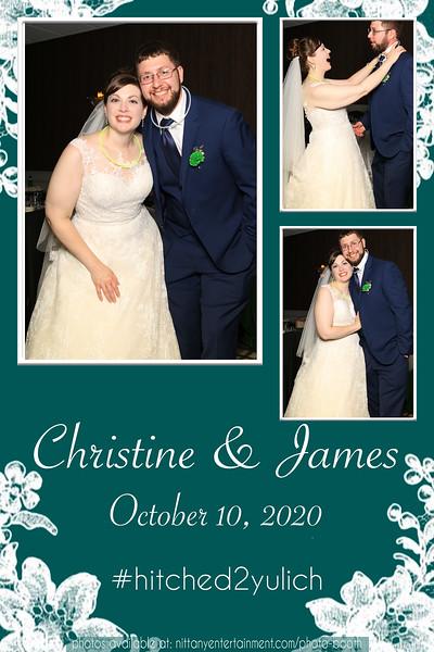7.17.21 Christine and James