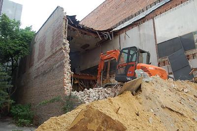 118 Main Demolition