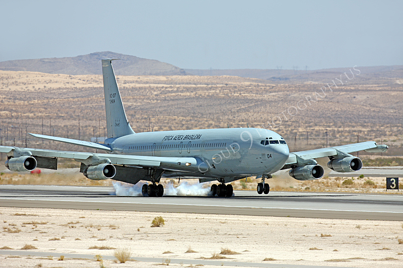 KC-137FORG 00011 Boeing KC-137 Stratotanker Brazilian Air Force Nellis AFB by Peter J Mancus.JPG