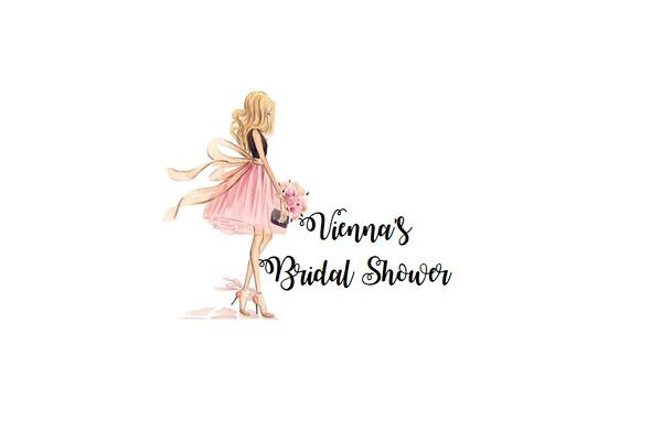 Vienna's Bridal Shower