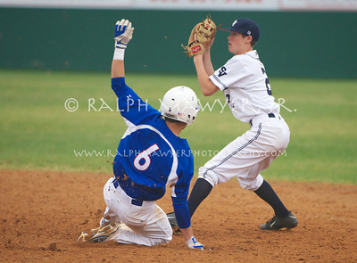 Baseball - Smithson Valley vs Temple (2013)