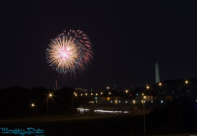 Fourth of July Fireworks (2011)