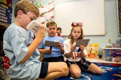 PBS Classroom Shots