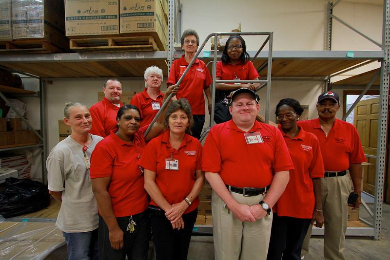 Gardner-Webb Housekeeping Staff; 2011.